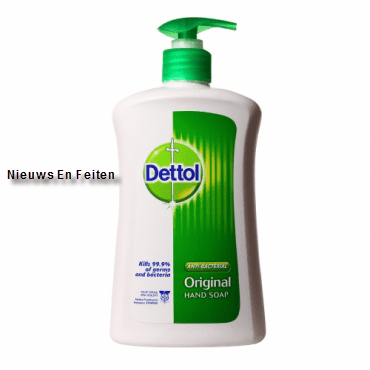 Reckitt Benckiser, Vanish, Finish, Dettol heeft triclosan