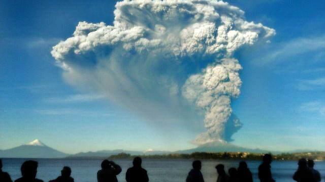 vulkaan calbuco chili