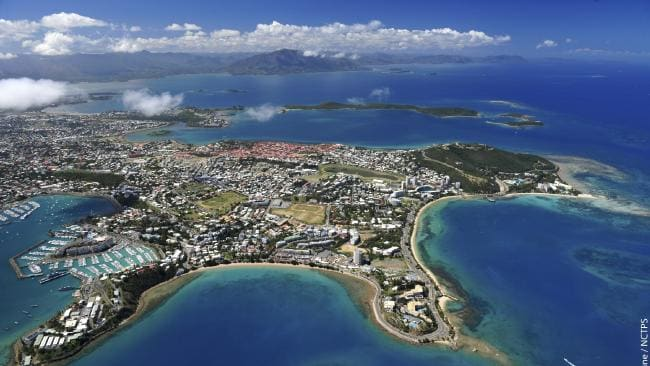 earthquake, New Caledonia